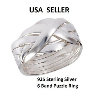 puzzle ring instructions 5 band