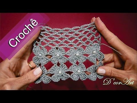 crochet clover stitch instructions