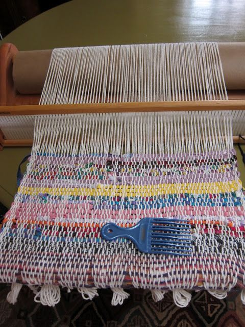 ashford rigid heddle loom warping instructions
