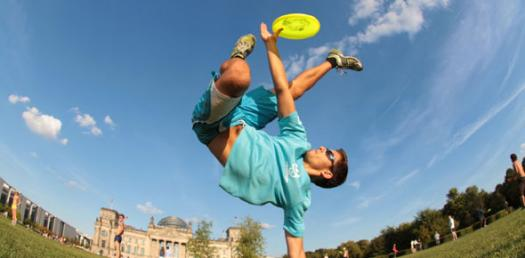 ultimate frisbee instructional video