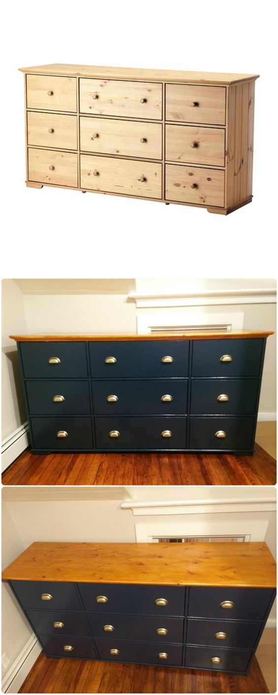 flat pack drawers instructions