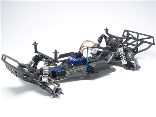 traxxas lcg slash 2wd instructions