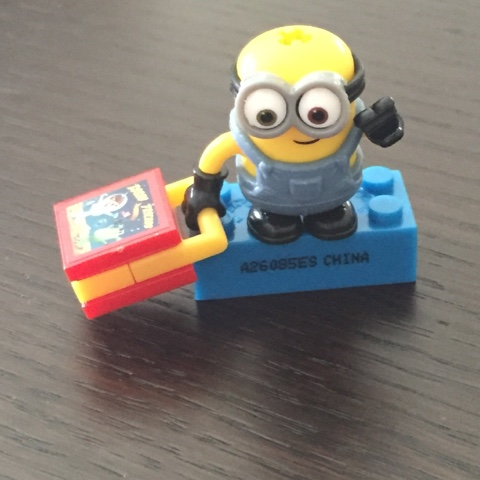 build a minion mega bloks instructions