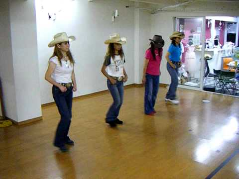 footloose line dance instructions