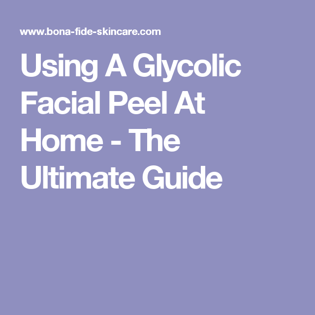 care instructions for salicylic home care peel