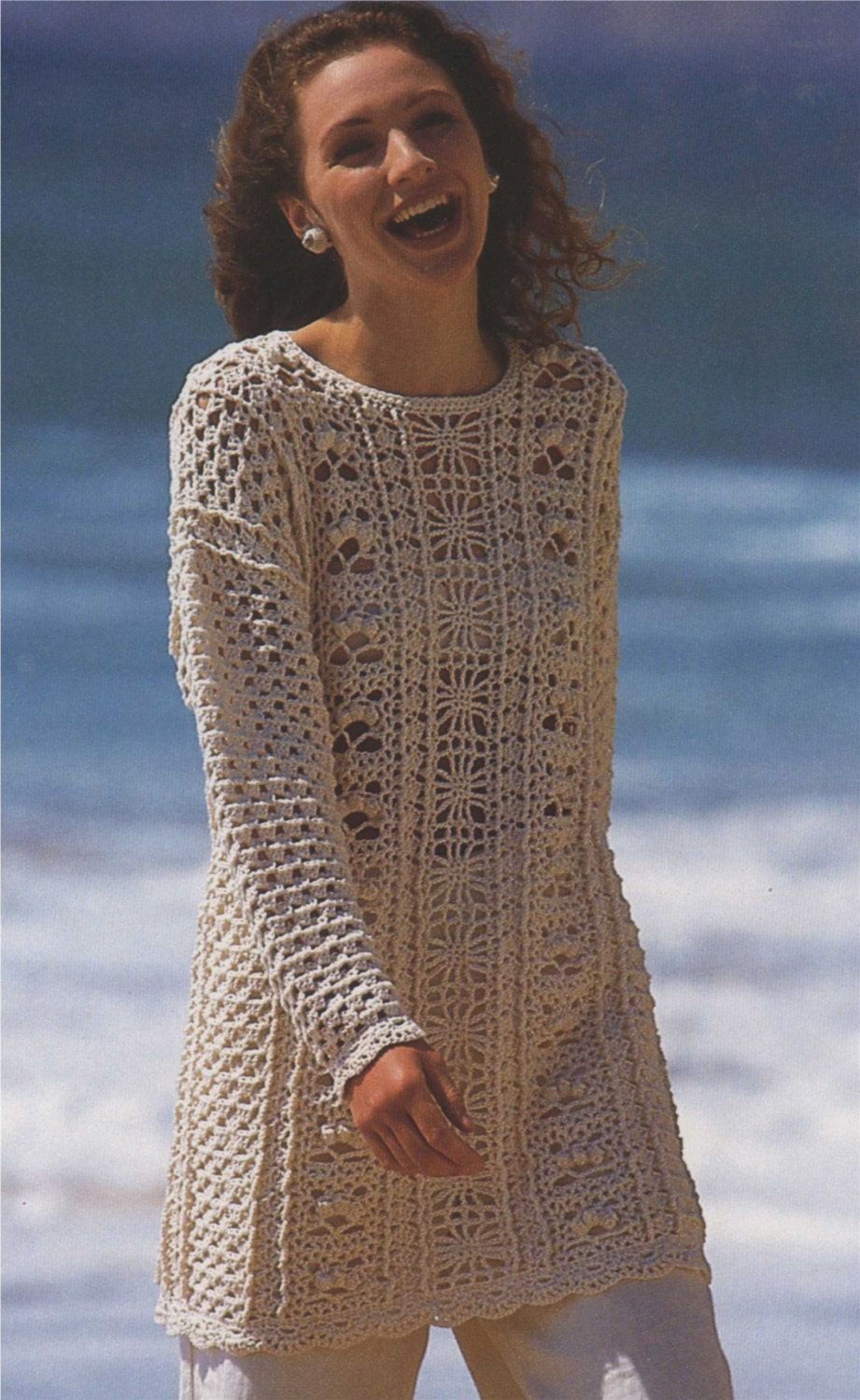 crochet sweater patterns with instructions