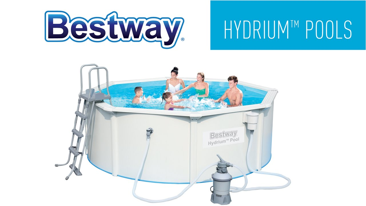 bestway above ground pool instructions