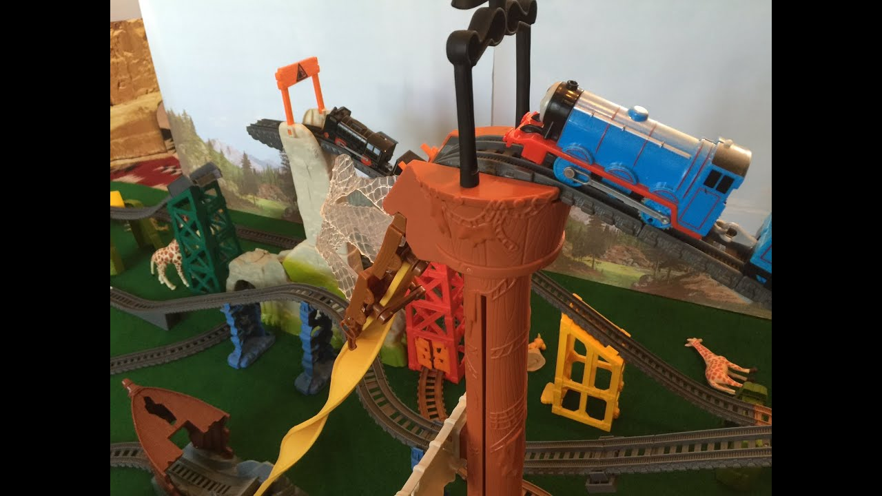 thomas and friends trackmaster layout instructions