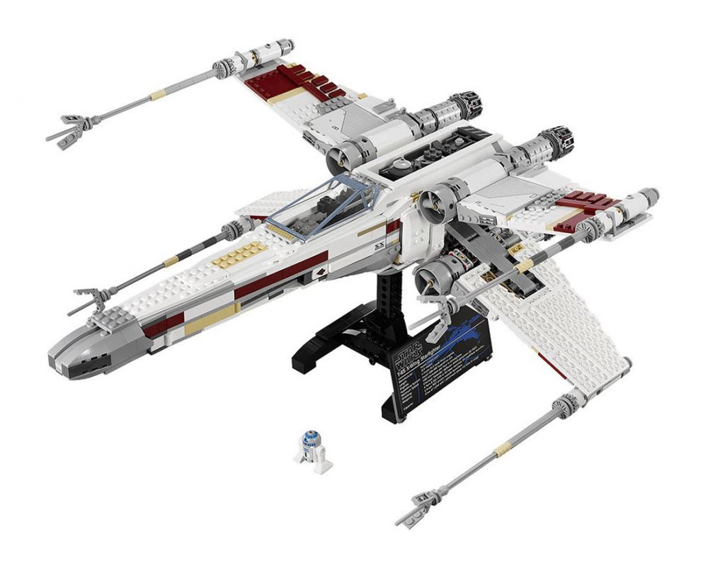 lego star wars 10240 instructions