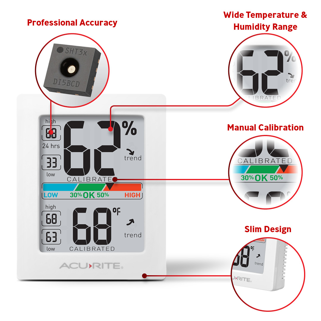 acurite wireless thermometer instructions 00754
