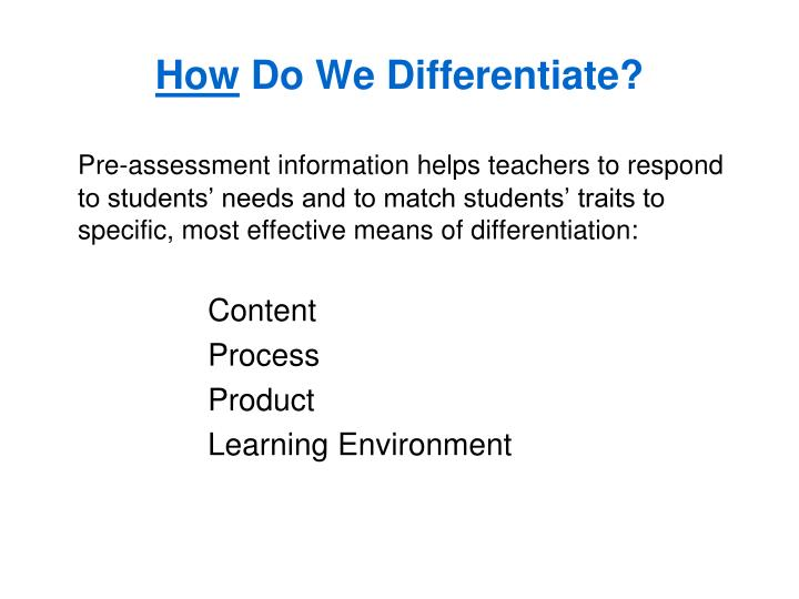 tomlinson 2000 differentiation of instruction in the elementary grades