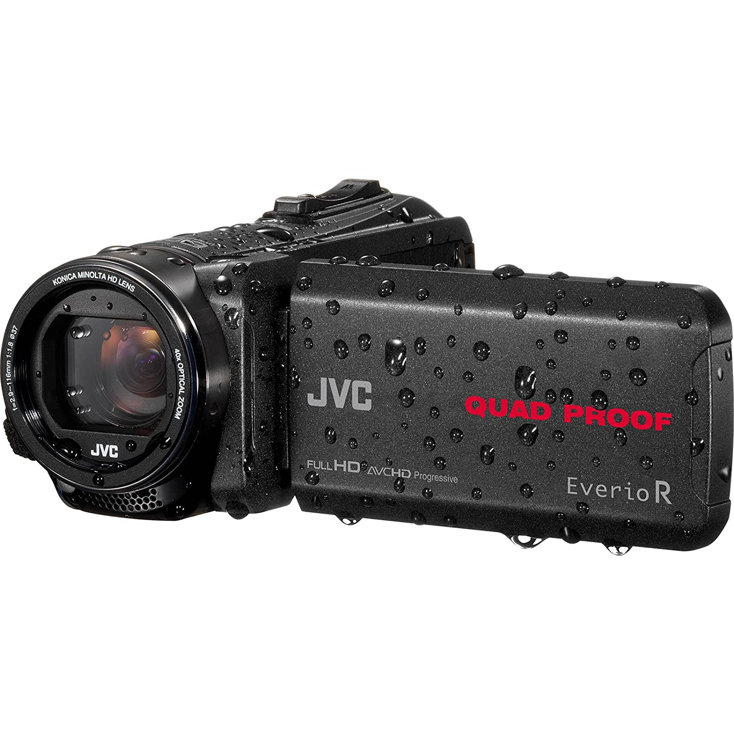 jvc everio camcorder gz-hm400aa instruction manual