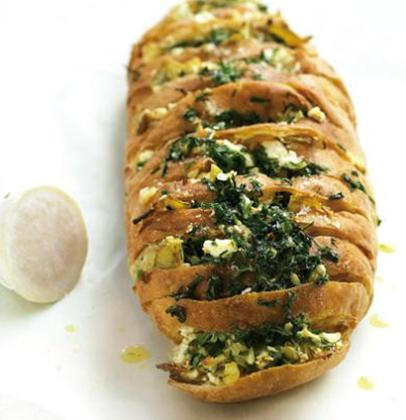 coles garlic bread cooking instructions