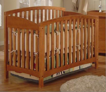 bergamo toddler bed instructions