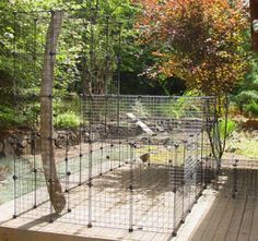 catnets portable enclosures instructions
