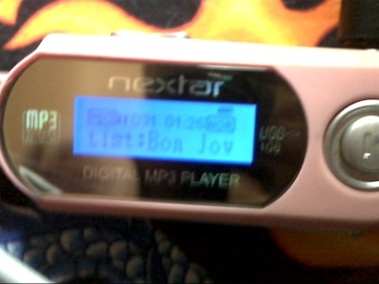 nextar digital mp3 player instructions