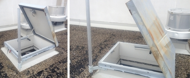installation instructions for omnistor roof hatch