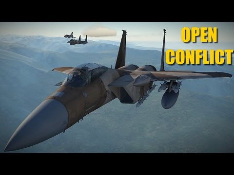 dcs open conflict instructions