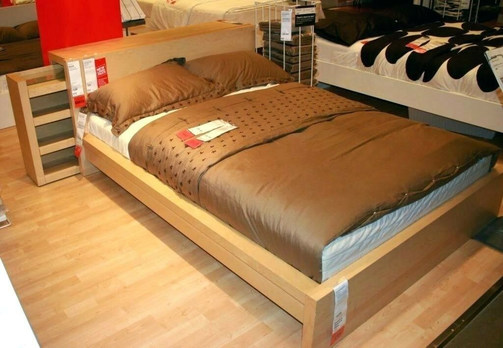 ikea king size bed frame instructions