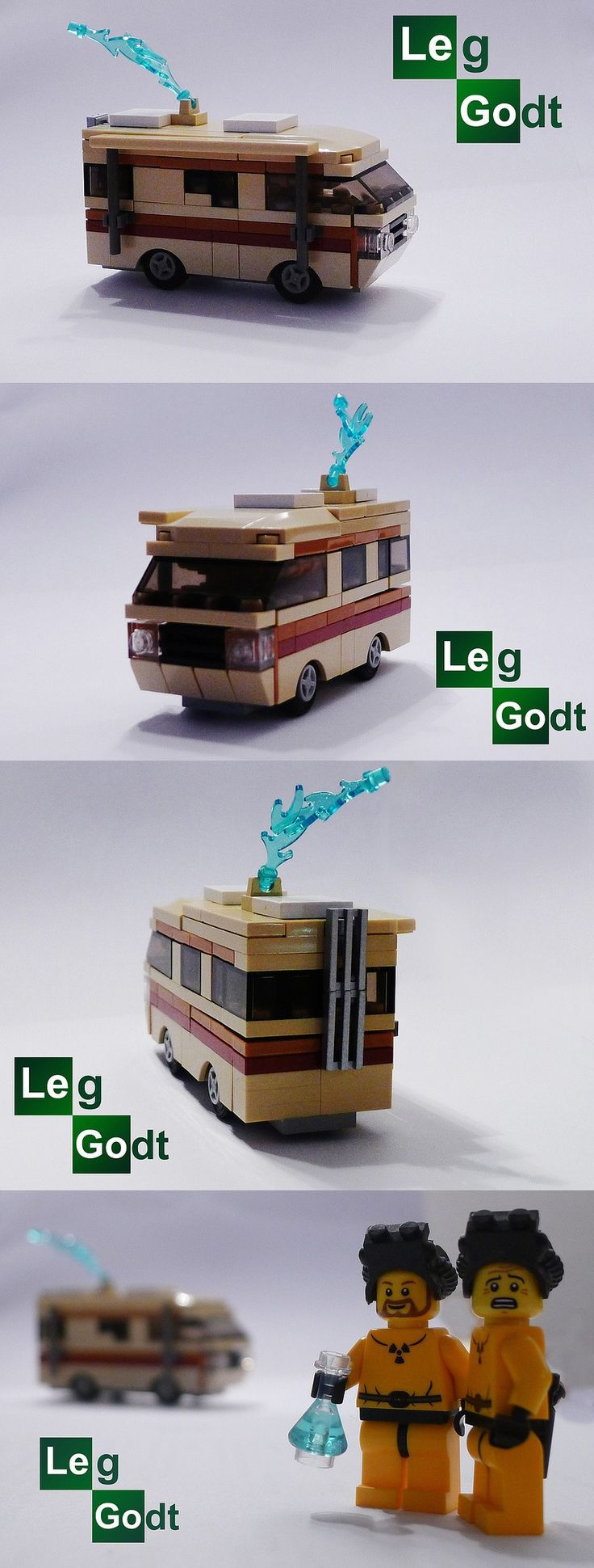 lego breaking bad instructions