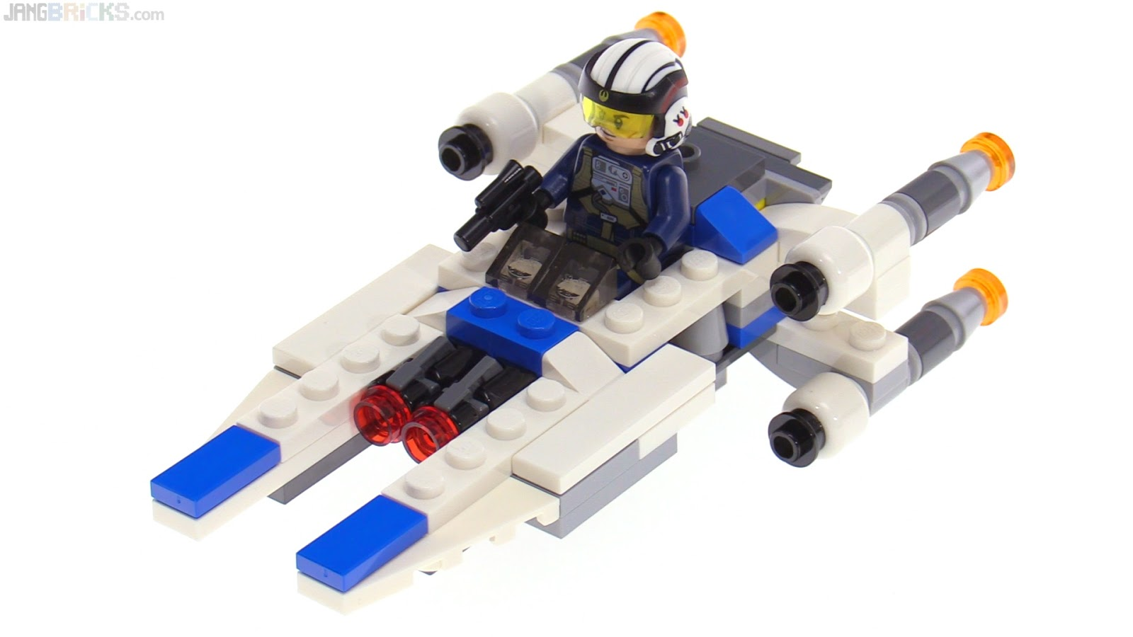 lego star wars u wing microfighter instructions