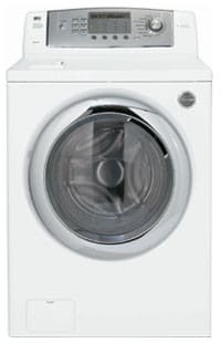 lg front load steam washer instructions