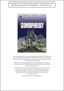 palaeogeography palaeoclimatology palaeoecology author instructions