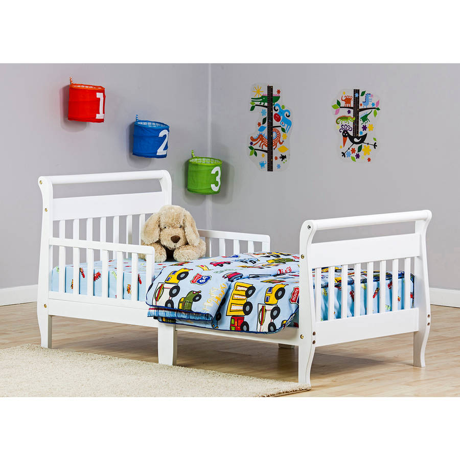 walmart toddler bed instructions
